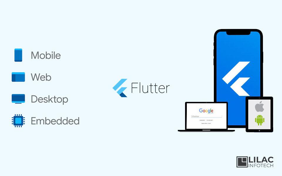 Why Google Flutter - Lilac Infotech
