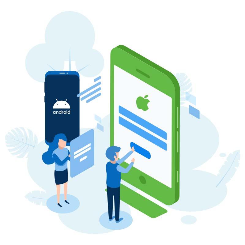 Mobile app development company | Application developers